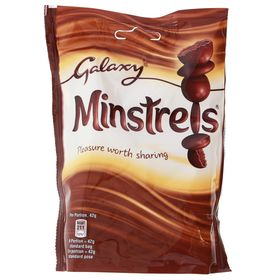 Mars Galaxy Minstrels Small Chocolate Mini Balls Pouch (112 g)