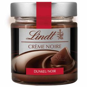 Lindt Creme Noire Dunkel (Black Cream Dark Chocolate Spread), 220g