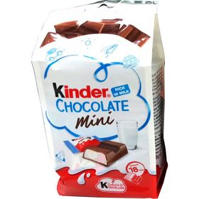 Kinder Chocolate Mini 18 Pcs 97g