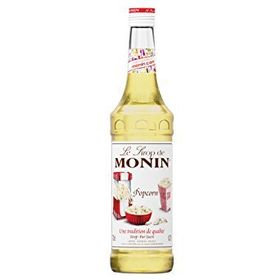 Monin Popcorn Syrup, 700ml