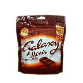 Mars Galaxy Minis Smooth Milk - 250 g