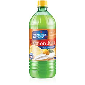 American Garden Lemon Juice Pet, 946ml