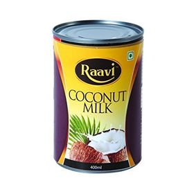 Raavi Coconut Milk, 400ml