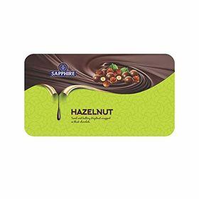 Sapphire Hazelnut Wrapped with Thik Choco, 175gm