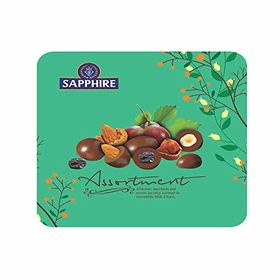 Sapphire Chocolate Coated Assortment, 200gm