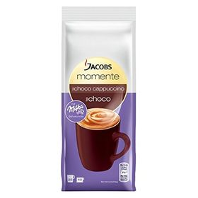 Jacobs Cappuccino Choco with Milka Instant Coffee Tin, 500g