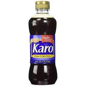 Karo Dark Corn Syrup, 16 Fl. Oz. By Karo