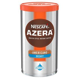 Nescafe Azera Barista Style Instant Coffee (Decaff) 100g
