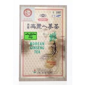 Gae Poong Korean Ginseng Tea (100 Pk *3g), 300g