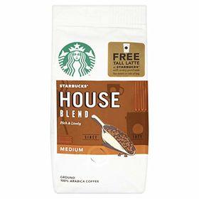 Starbucks House Blend Ground Coffee (Medium) 200g