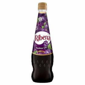Ribena Blackcurrant Syrup, 850ml