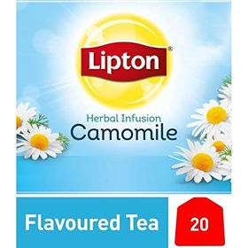 Lipton Camomile Herbal Infusion, 20 Tea Bags, 20g
