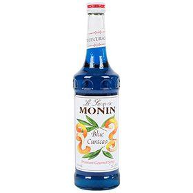 Monin Curacao Blue Syrup 1L