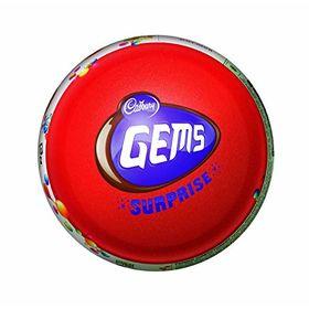 Cadbury Gems Surprise Chocolate Pack, 17.8 gm (Pack of 12)