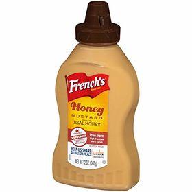 Frenchs Honey Mustard 340g