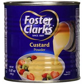 Foster Clarks Custard Powder, 450 g