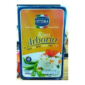 Ottima Riso Arborio Rice (Imported from Italy), 1 KG
