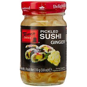Japanese Choice Natural Sushi Ginger, 110g