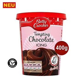 Betty Crocker Tempting Chocolate Icing, 400g