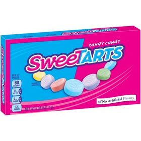 Nestle Sweet Tarts Original Candy Box, 141.7g