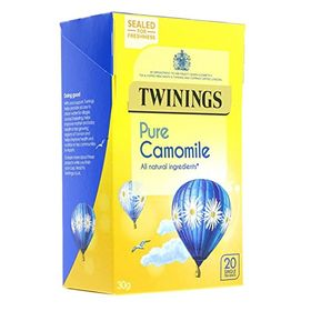 Twinings Pure Camomile Infusion (20 bags)