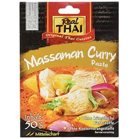 Real Thai Massaman Curry Paste, 227g