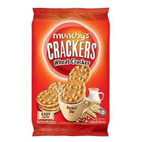 Munchy's Wheat Crackers 322g.
