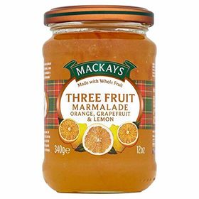 Mackays Three Fruit Marmalade (340G)