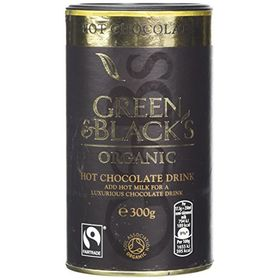 Green & Black's Organic Hot Chocolate Drink, 300g