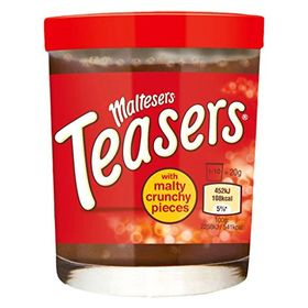 Maltesers Teasers Chocolate Spread with Crisp Honeycombed Pieces, 200g