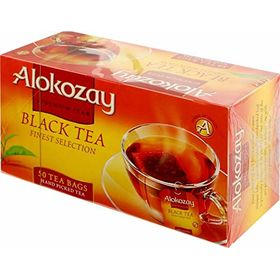 Alokozay Premium Black Tea 50 Tea Bag, 100g