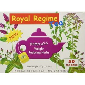 Royal Regime Weight Loss Diet Slimming Tea Bags (50)