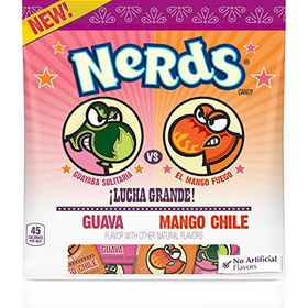 Nestle Nerds Guava and Mango Chile Flavour Mini Packet, 85g