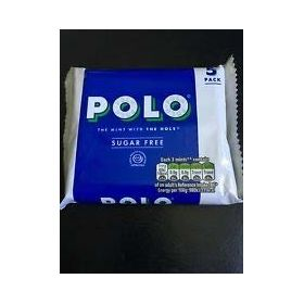 Polo Nestle Mint Sugar-Free 5 Roll Packet (5 X 25 g)
