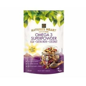 Nature's Heart Omega 3 Super Powder 100g