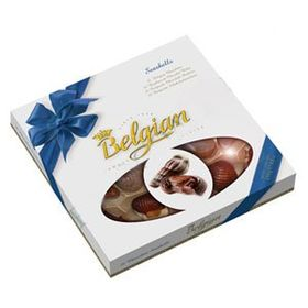 Belgian Seashells 20 Chocolate Box (250g)
