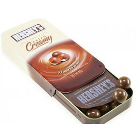 Hershey's Milk Chocolate Extra Creamy Pearls, 50g
