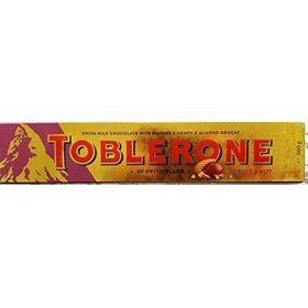 Toblerone Fruit & Nut Chocolate Bar, 360g