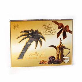 Kingdom Dates Dates with Almond Box, 250g