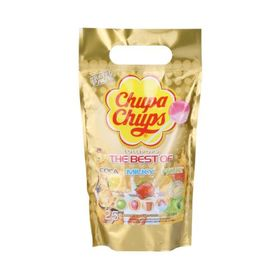 Chupa Chups The Best of Lollipops Assorted, 300g