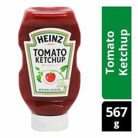 Heinz Ketchup Tomato, 567g