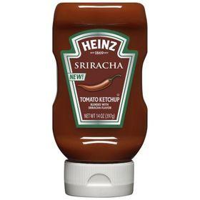 Heinz Sriracha Tomato Ketchup, 397g