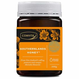 Comvita Southernlands Manuka Honey 500g
