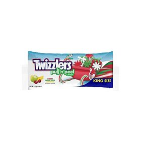 Hershey's Twizzlers Pull n Peel Candy (Cherry Green Apple Lemonade Flavour, 119 g)