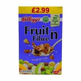 Kellogg's Fruit n Fibre Cereal, 750g