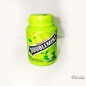 Wrigley's Doublemint Peppermint Flavour Cool Gum 40 Pallets Bottles 58g