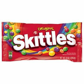 Skittles Original Candies Packet, 396.9g