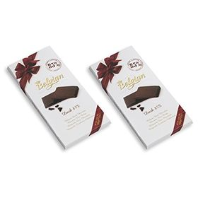 Belgian 85% Dark Chocolate, 100 g