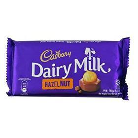 Mondelez Cadbury Dairy Milk Hazelnut Bar - 165g