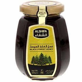 Al Shifa Black Forest Honey, 250g